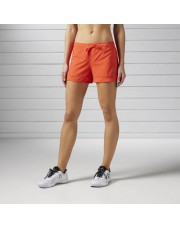 Spodenki Reebok Workout Ready Woven Mesh Short