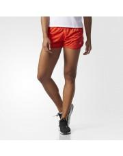 SZORTY Damskie Adidas 100M Dash Knit Short Printed