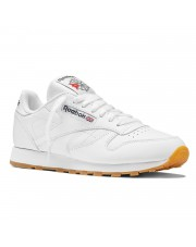 BUTY CLASSIC LEATHER WHITE/ GUM
