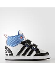 Buty Adidas TENIS HOOPS CMF MID