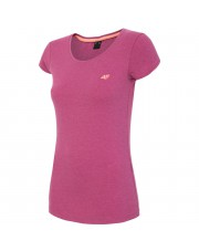 t-shirt FIOLET PURPUROWY