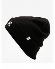 Czapka zimowa New York Yankees 47 Białe Logo
