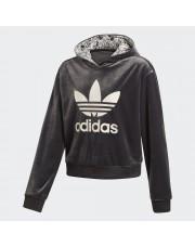 Bluza adidas Zebra Crop Hoodie