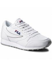 BUTY FILA ORBIT LOW WHITE