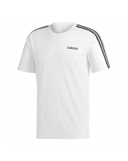 E 3S TEE WHITE/BLACK