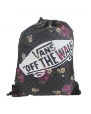 WOREK VANS BENCHED BAG BOTANICAL CHECK