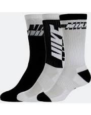 Skarpety Nike EVRYDAY CUSH CRW 3PR- GF