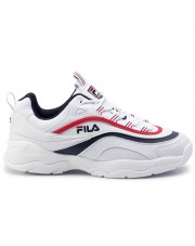 SNEAKERSY FILA RAY LOW WHITE MEN