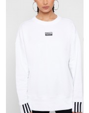 Bluza adidas Originals  SWEATSHIRT WHITE