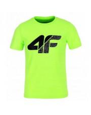 t-shirt chłopięcy 4F
