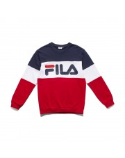 BLUZA FILA MĘSKA MEN NIGHT BLOCKED HOODY