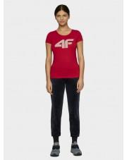 t-shirt damski 4F