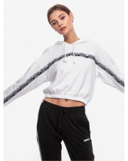 BLUZA ADIDAS  CROPPED HOODIE