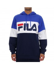 BLUZA FILA MEN NIGHT blocked hoody