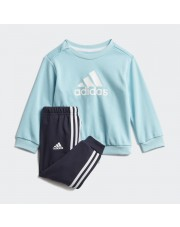 KOMPLET ADIDAS BADGE OF SPORT FRENCH TERRY JOGGER