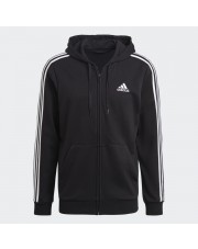 BLUZA ADIDAS FRENCH TERRY 3-STRIPES HOODIE