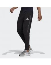 spodnie męskie  Adidas AEROREADY DESIGNED TO MOVE SPORT MOTION LOGO PANTS