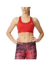 STANIK ADIDAS TECHFIT RED BRA
