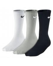 Skarpety Nike 3P YTH CTN CUSH CREW