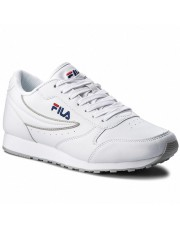 BUTY FILA ORBIT LOW WHITE